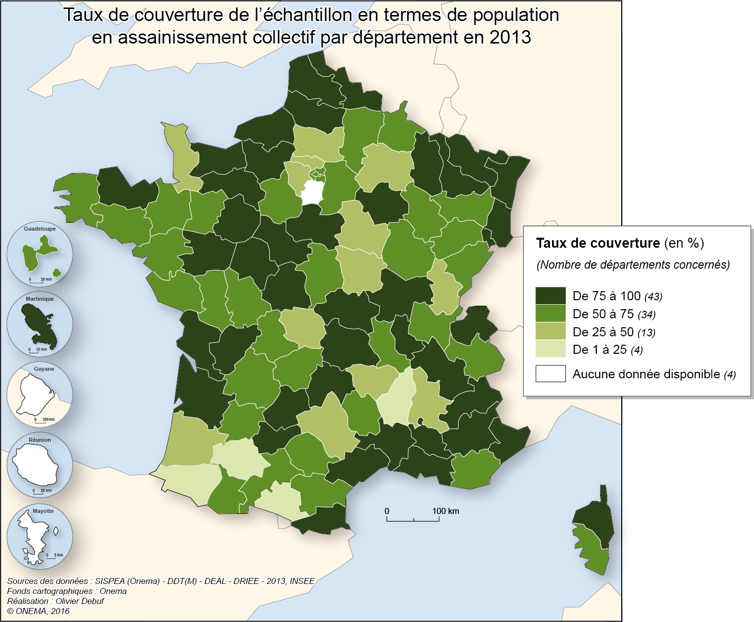 Couverture assainissement collectif (en population)